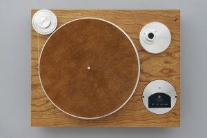 画像2: Acoustic Solid アコースティック・ソリッド/Solid 113 Mk2 アナログ・プレーヤー(アームレス)