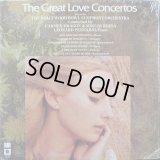 """米Capitol """"The Great Love Concertos""""/ハリウッド・ボウル交響楽団&レナード・ぺナリオ"""