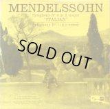 Concert Hall バルビローリ&ジョセフォヴィッツ/メンデルスゾーン イタリア&交響曲第1番