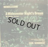 英Concert Hall シューリヒト/メンデルスゾーン 「真夏の夜の夢」,フィンガルの洞窟