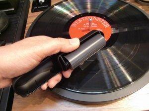 画像1: CHUDEN/CD-RCBK ローリング・レコードクリーナー