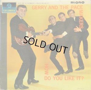 画像1: 英COLUMBIA Gerry and The Pacemakers ジェリー&ザ・ペースメイカーズ/HOW DO YOU LIKE IT?
