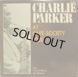 COLUMBIA チャーリー・パーカー CHARLIE PARKER/AT CAFE SOCIETY 1950