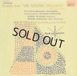 COLUMBIA [10インチ] シュヒター/ワーグナー 歌劇「さまよえるオランダ人」より