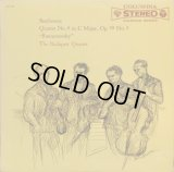 COLUMBIA ブダペスト弦楽四重奏団/ベートーヴェン ラズモフスキー第3番 10インチ盤