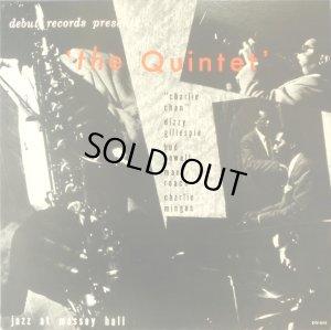 画像1: debut チャーリー・パーカー/The Quintet - Jazz At Massey Hall