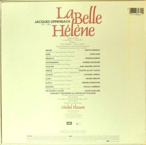 画像3: 仏EMI [2枚組] プラッソン&J.ノーマン/オッフェンバック「美しきエレーヌ」