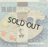英HMV ジャンゴ・ラインハルト/The Art of Django