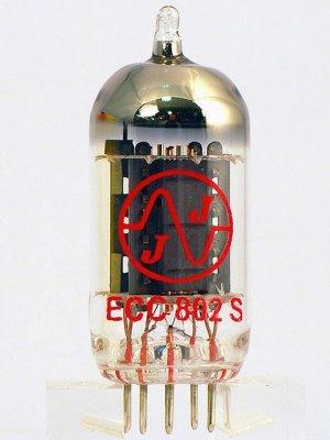 画像1: JJ Electronics/ECC802 真空管