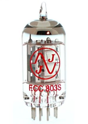 画像1: JJ Electronics/ECC803 真空管