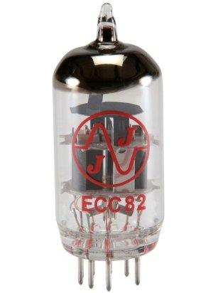 画像1: JJ Electronics/ECC82 真空管
