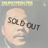 Liberty バド・パウエル/THE BUD POWELL TRIO