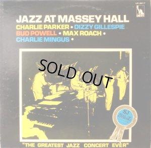 画像1: LIBERTY チャーリー・パーカー/JAZZ AT MASSEY HALL