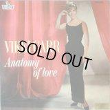 英LIBERTY(EMI) ヴィッキー・カー/Anatomy of Love