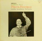 LONDON モントゥー/シベリウス 交響曲第2番