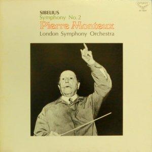 画像1: LONDON モントゥー/シベリウス 交響曲第2番