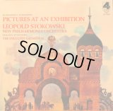 LONDON ストコフスキー/ムソルグスキー(ストコフスキー編曲)/「展覧会の絵」他