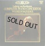 LONDON [3LP] バックハウス&イッセルシュテット/ベートーヴェン ピアノ協奏曲全集