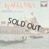 LONDON マントヴァーニ/わがイタリア ITALIA MIA マントヴァーニ管弦楽団