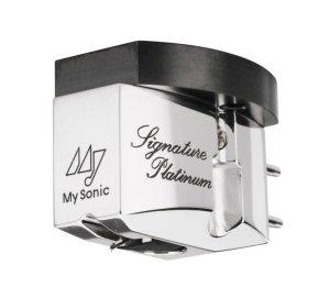 画像1: My Sonic Lab マイソニック・ラボ/Signature Platinum MCカートリッジ