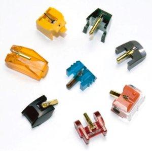 画像1: フォノカートリッジ交換針,針交換