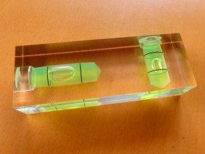 画像1: phonia フォニア/Level Gauge 水準器