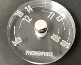 PHONOPHILE フォノファイル/PP-A02 オーバーハングゲージ&EP盤アダプター