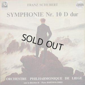 画像1: シューベルト/交響曲第10番(バルトロメー版) バルトロメー