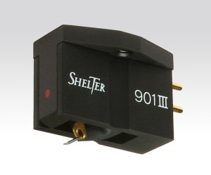 画像1: SHELTER シェルター/Model 901 III MCカートリッジ