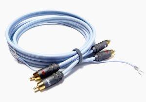 画像2: SUPRA スープラ/PHONO 2RCA フォノケーブル(RCA-RCA, 1.0m)