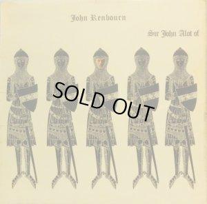 画像1: 英Transatlantic John Renbourn ジョン・レンボーン/Sir John .. 仮面の騎士