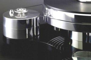 画像2: Transrotor トランスローター/ZET-1 アナログ・プレーヤー(アームレス)