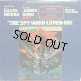 米United Artists ロジャー・ムーア/James Bond 007 「私を愛したスパイ」〜OST