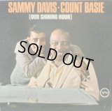 米Verve SAMMY DAVIS & COUNT BASIE/OUR SHINING HOUR
