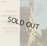 VICTOR(RCA) ハイフェッツ/ベートーヴェン ヴァイオリン協奏曲, クロイツェル・ソナタ