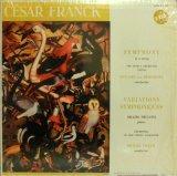 米VOX ルモーテル/フランク 交響曲ニ短調, 交響的変奏曲